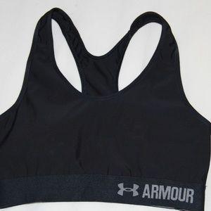 Black Armour Sports Bra